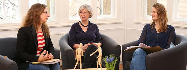 Psychotherapeutinnen für Kinder und Jugendliche in Potsdam - Therapeuticum